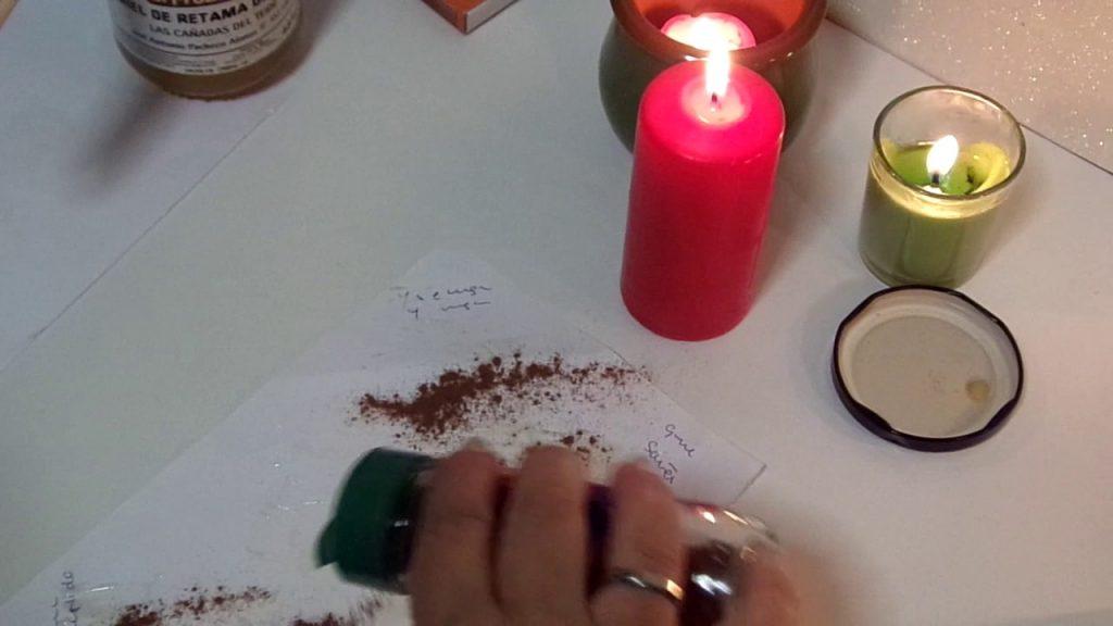 ritual papel
