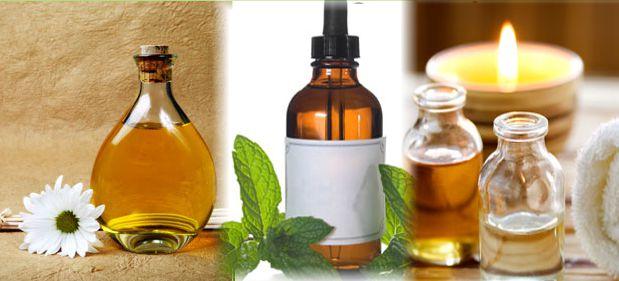 Tipos y usos de los diferentes aceites, velas y esencias