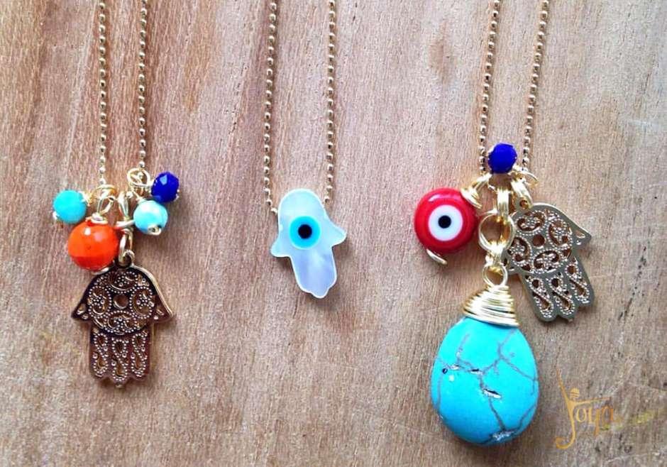 Amuletos para la protección