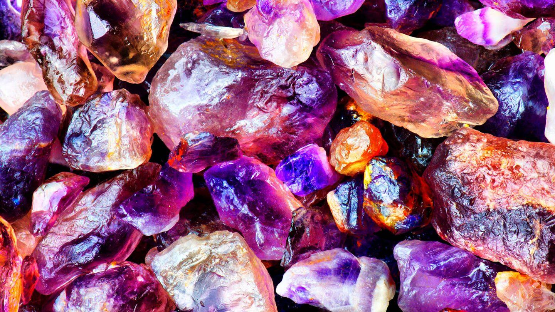 Piedras minerales