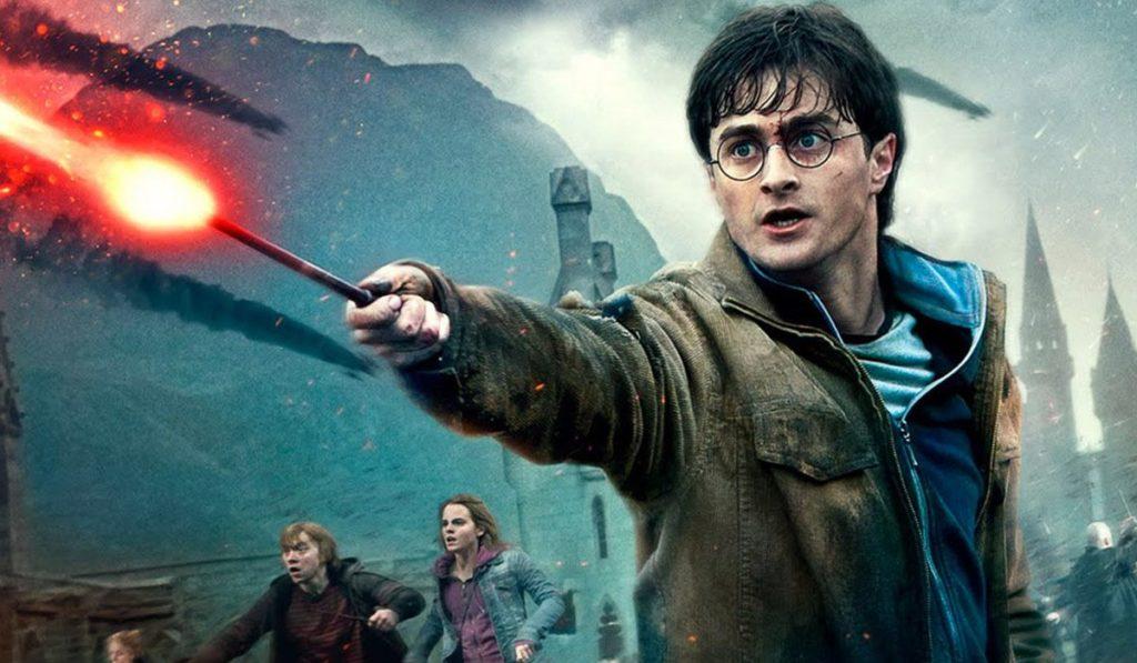 Hechizos de Harry Potter