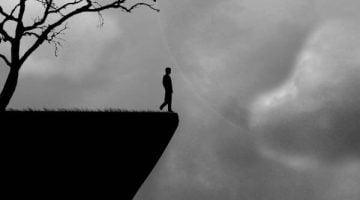 soñar que caes en un abismo